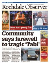 Rochdale Observer  Subscription